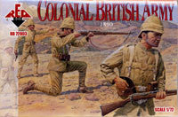 #72003 Colonial British Army 1890