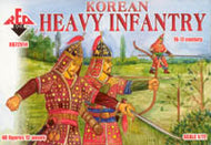 #72014 Korean Heavy Infantry