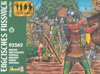 #2562 English Foot Soldiers