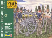 #2577 British Foot Artillery (Napoleonic Wars)