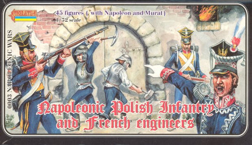 #003 Polish Infantry & French Engineers
