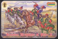 #010 Russian Dragoons of Peter I