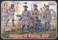 #043 Artillery of Charles XII