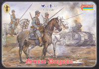 #045 German Dragoons (WWI)