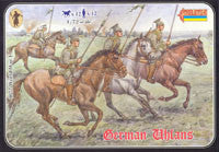 #072 German Uhlans (WWI)