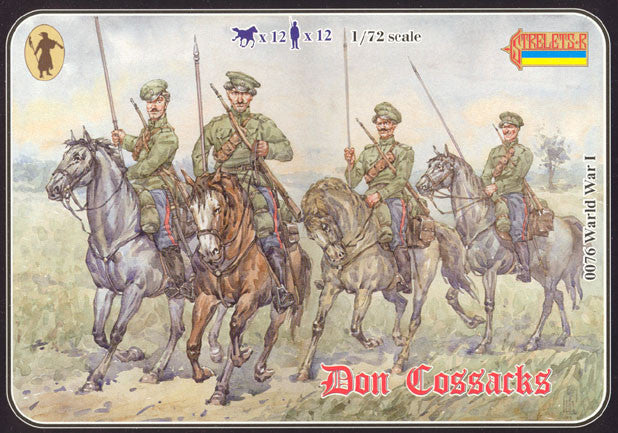 #083 Don Cossacks in Summer Dress (WWI)