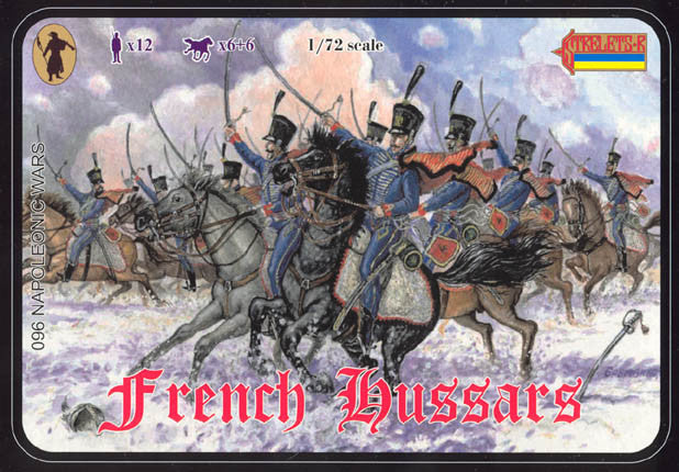#096 French Hussars