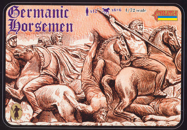 #098 Germanic Horseman