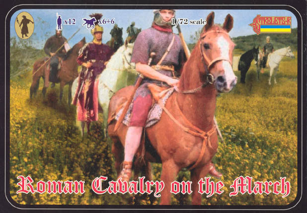 #099 Roman Cavalry on the March