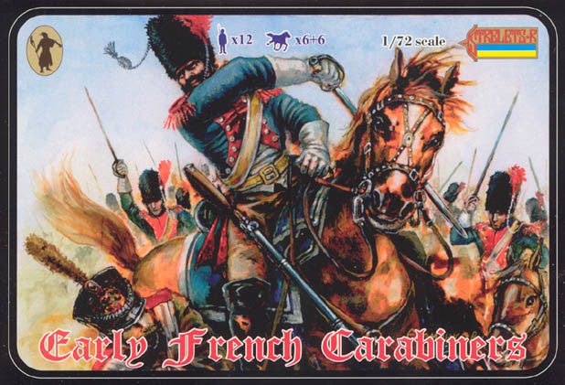 #106 French Early Carabiniers