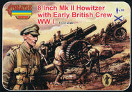 #A003 8 Inch Mk II Howitzer with Early British Crew