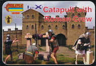 #A009 Catapult with Roman Crew