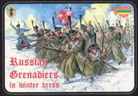 #M011 Russian Grenadiers in Winter Dress