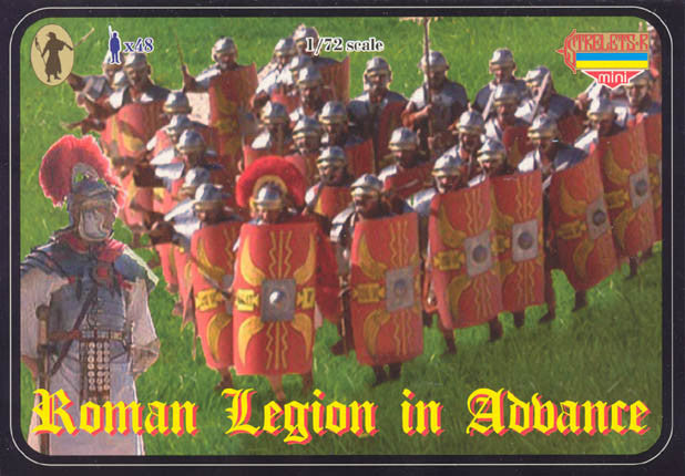 #M020 Roman Legion in Advance