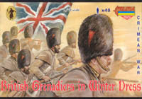 #M029 British Grenadiers in Winter Dress