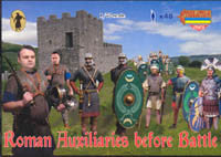 #M033 Roman Auxiliaries Before Battle