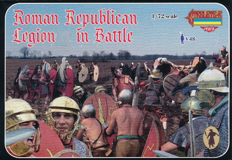 #M079 Roman Republican Legion in Battle