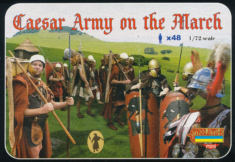 #M087 Caesar Army on the March