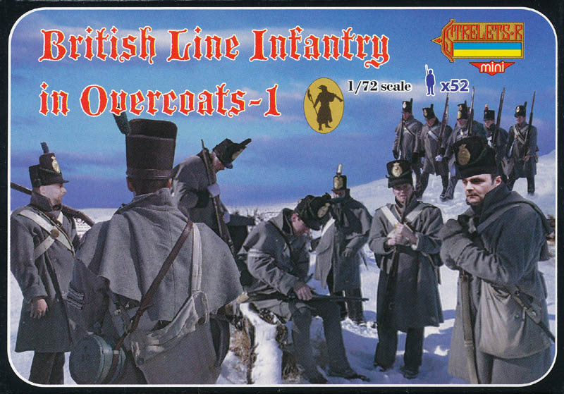 #M094 British Line Infantry in Overcoats - 1