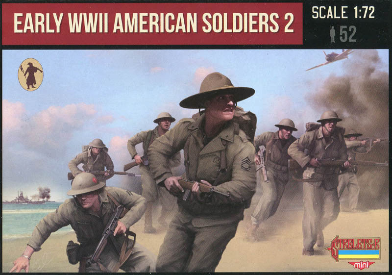 #M113 Early WWII American Soldiers 2