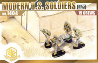 #1404 Modern US Soldiers