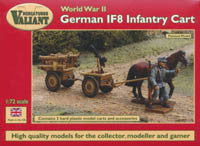 #VM005 German IF8 Infantry Cart