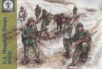 #WAT031 WWII US Mountain Troops