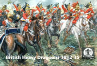 #WAT053 British Heavy Dragoons