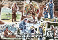 #WAT055 Royal Italian Air Force Pilots and Crew