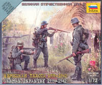 #6105 German Infantry 1939-42
