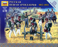 #6809 Russian Foot Artillery