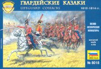 #8018 Napoleonic Guards Cossacks