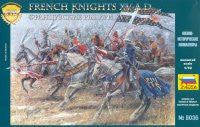 #8036 French Knights