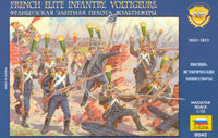 #8042 French Elite Infantry. Voltigeurs