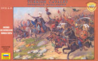#8054 Turkish Cavalry