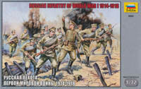 #8082 Russian Infantry WWI