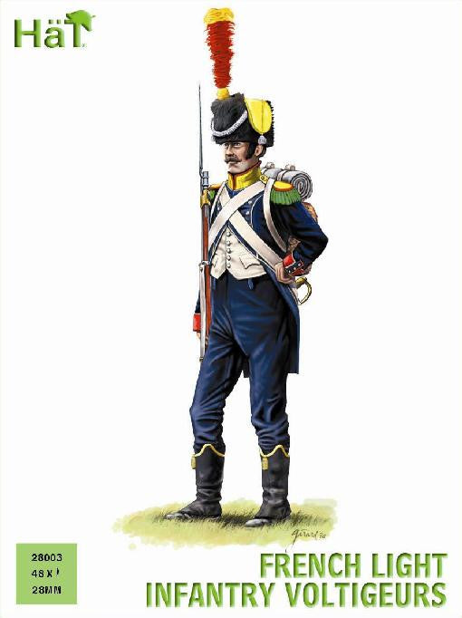 #28003 French Light Infantry Voltigeurs