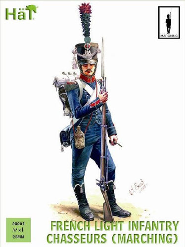 #28004 French Chasseurs (Marching)