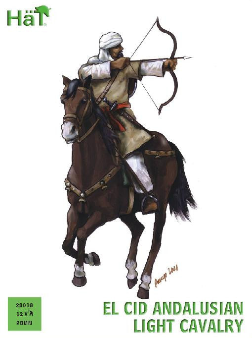 #28018 Andalusian Light Cavalry