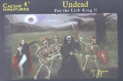#103 Fantasy Undead Fighting Skeletons