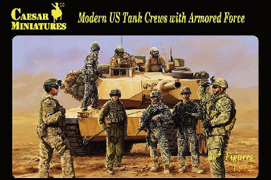 #103 Modern US Tank Crews w/Armored Force