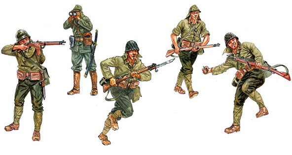 #6170 Japanese Infantry (WWII)