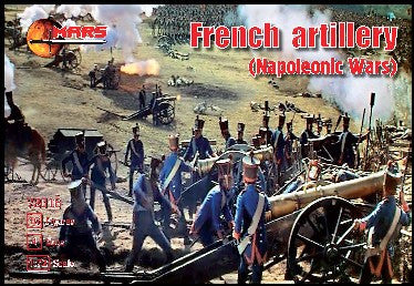 #72016 French Artillery (Napoleonic)