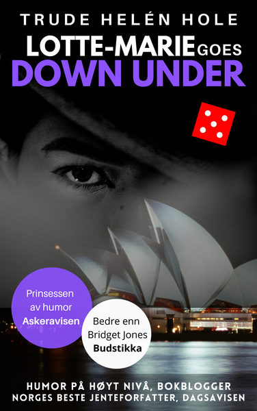 Lotte-Marie goes Down Under