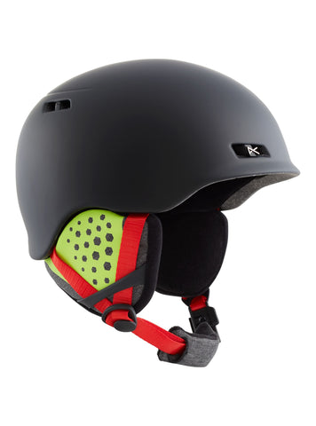 Men's Anon Rodan Helmet 13362106020 Black Pop