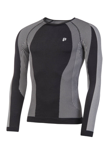 Protest Ken Thermal Shirt True Black (290) 1790100