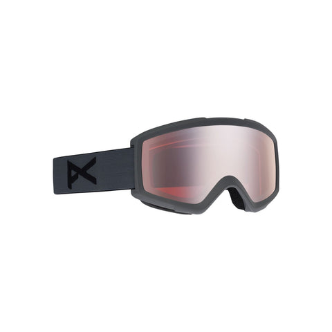 Anon Helix 2.0 W/Spare Lens Goggle Stealth 18531100047