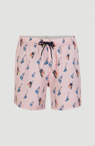 O' Neill Originals Windsurfers Shorts Pink With 1A3211_4900