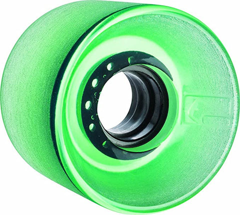 Globe Bantam Wheels 62mm Clear Kelly Green 10125018