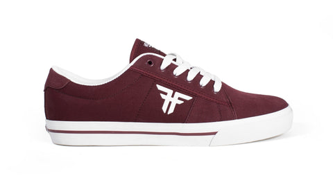 Fallen Bomber Shoes Crimson/White FMJ1ZA011